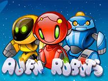 Игровой слот Alien Robots: играть онлайн