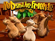 Игровой автомат Nad And His Friends — играть онлайн