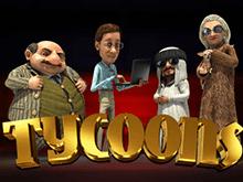 Игровой автомат Tycoons: играть бесплатно