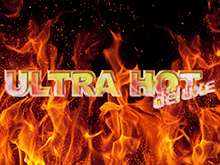 Игровой слот Ultra Hot Deluxe: играть бесплатно