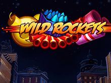 Игровой аппарат Wild Rockets — играть онлайн