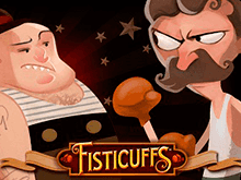 Игровой автомат Fisticuffs — играть онлайн