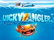 Игровой аппарат Lucky Angler — играть бесплатно