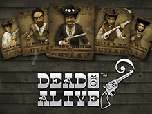 Игровой аппарат Dead Or Alive: играть онлайн